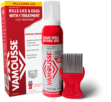 Lice Treatment Vamousse